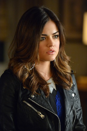 Aria doesn't know where she stands with Ezra.