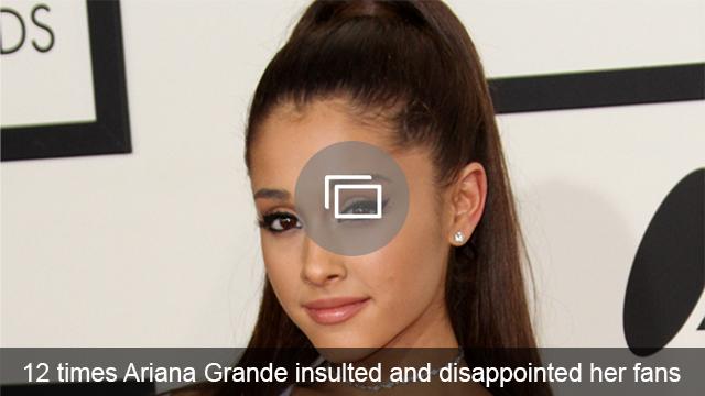 Ariana Grande slideshow