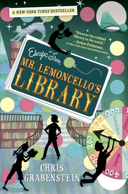 Fantasy, Mystery & Adventure Books for Tweens | 'Mr. Lemoncello's Library' by Chris Grabenstein