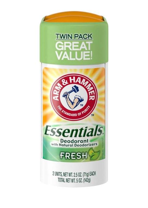 Clinical-Strength Deodorants: Arm & Hammer Essentials Fresh Deodorant