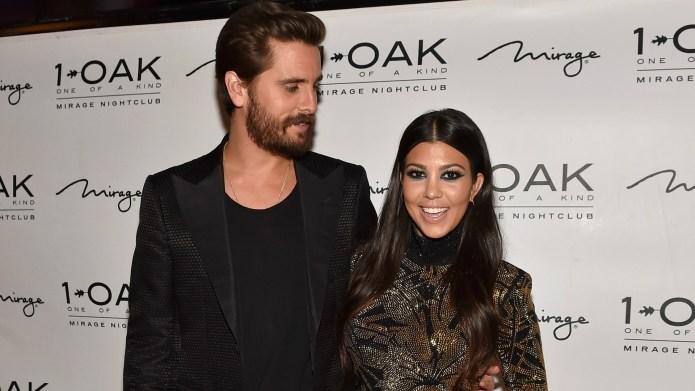 Kourtney Kardashian & Scott Disick Might
