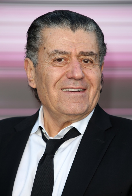 32 Celebrities Who Got a Star on the Walk of Fame in 2017: Haim Saban