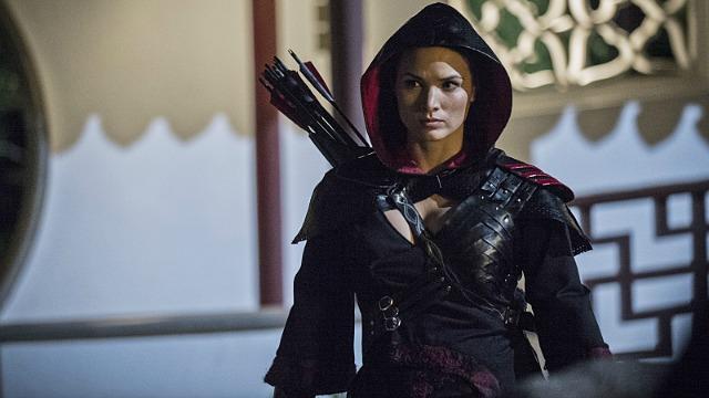 Arrow - Nyssa