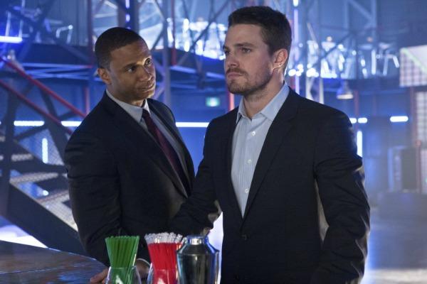 "Arrow season 1 episode 17 ""The Huntress Returns"""
