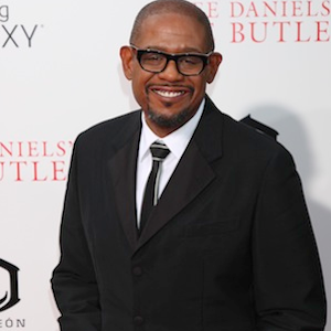Forest Whitaker dishes on movie wife