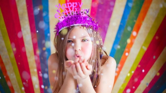 Birthday parties are not free babysitting