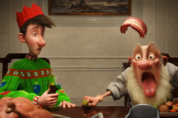 Movie Review Arthur Christmas \u2013 SheKnows