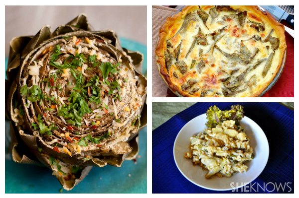 Artichoke recipes | Sheknows.com