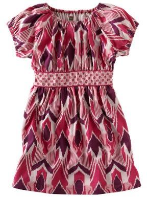Artisan lotus dress