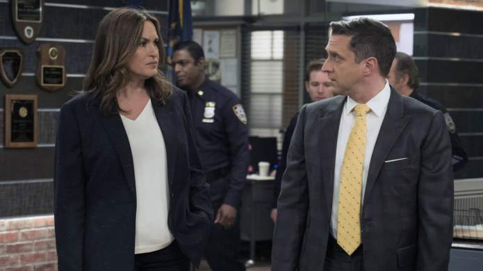 Law & Order: SVU's Season Finale