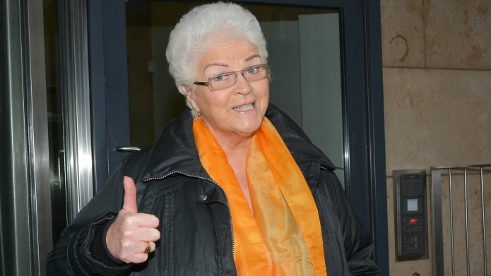 Pam St Clement joins This Morning