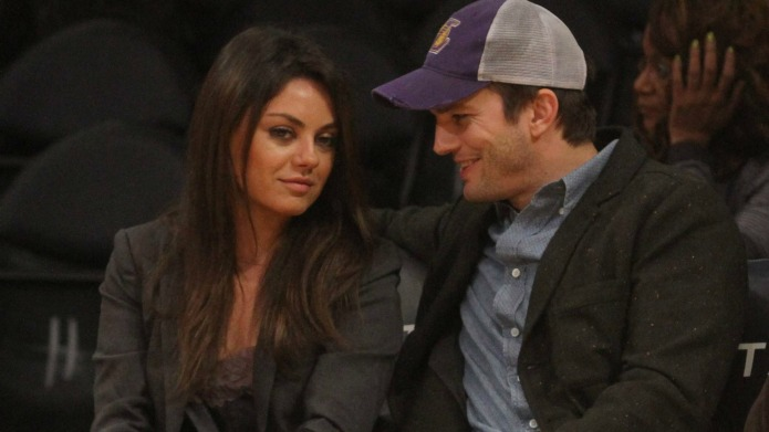 Mila Kunis and Ashton Kutcher did
