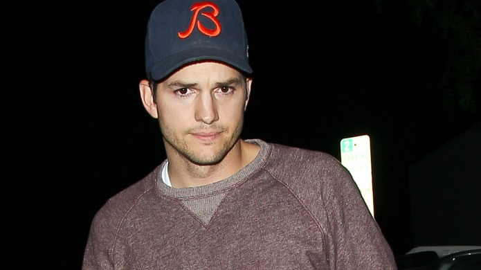Ashton Kutcher is furious the media