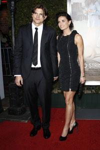Ashton Kutcher and Demi Moore split