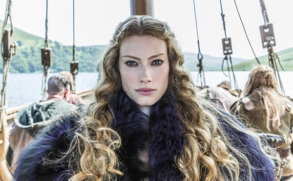 Vikings Season 2, Aslaug