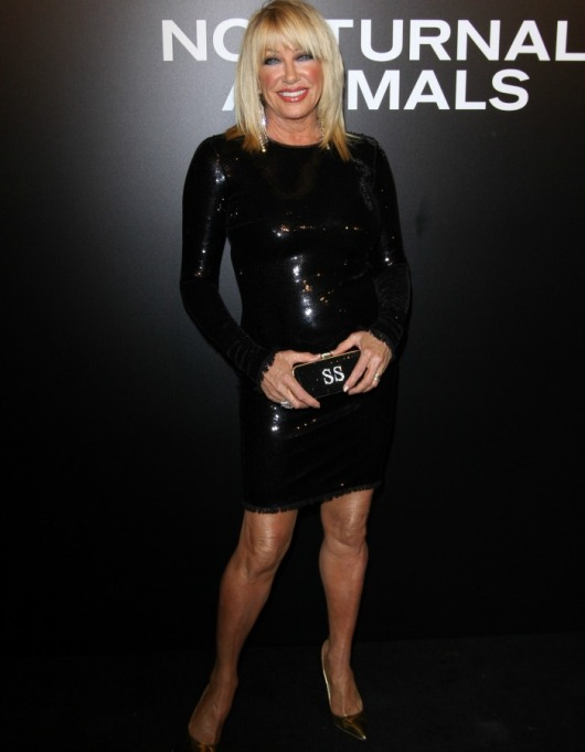 Suzanne Somers: 2016
