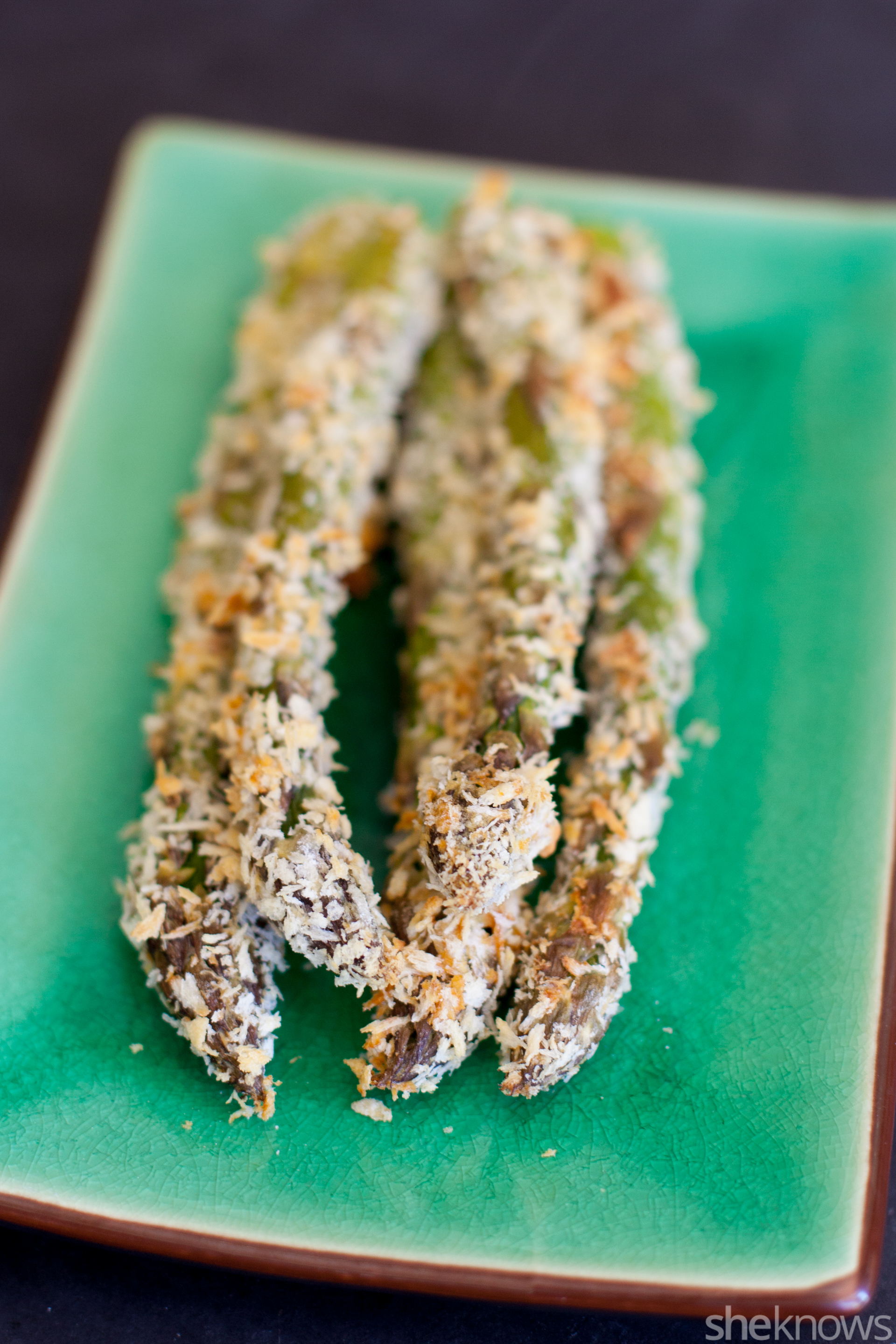 Oven-baked-asparagus-fries