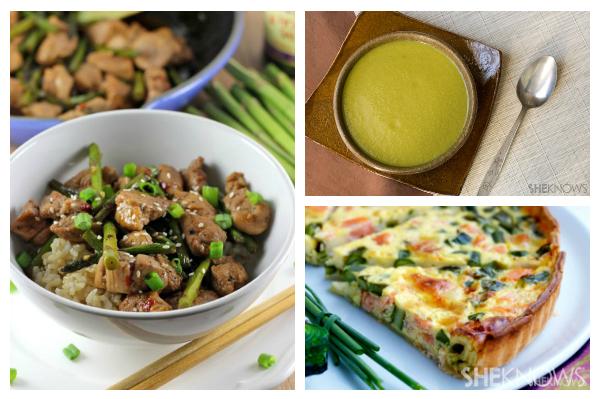 Asparagus recipes | Sheknows.com