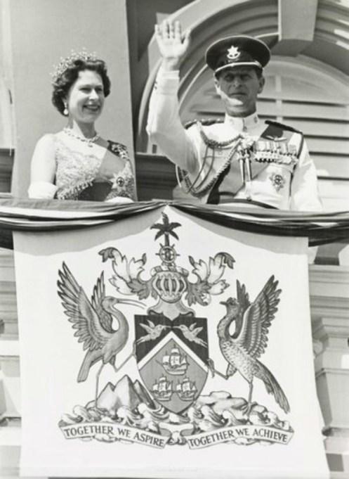 Queen Elizabeth II & Prince Philip in 1966