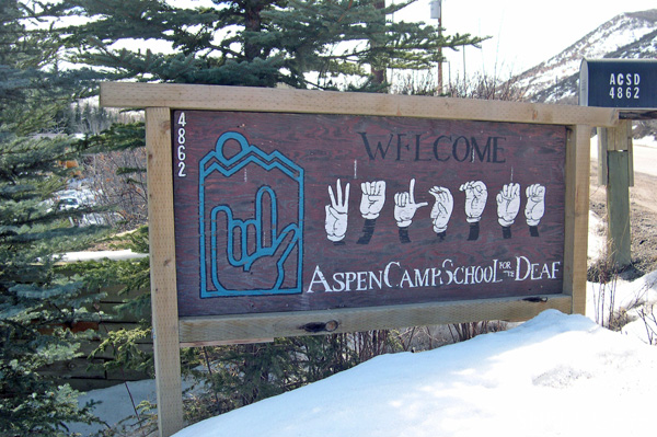 Aspen Camp of the Deaf - Camps for kids with special needs