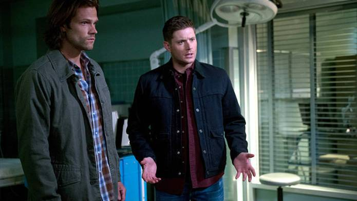 Supernatural's Sam and Dean will be