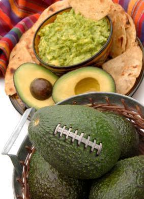 Vegan Super Bowl menu