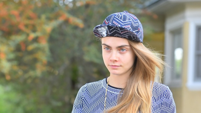 Cara Delevingne accused of ripping off