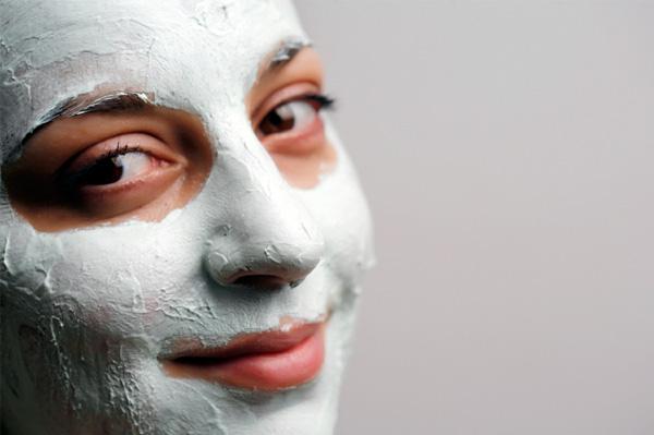 At home facial mask