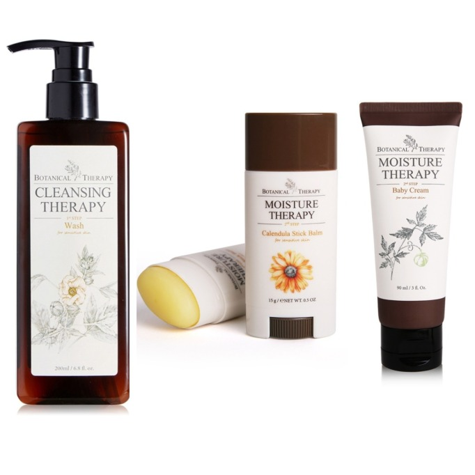 Botanical Therapy Products