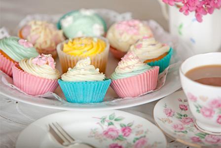 Host a tea party-themed soiree