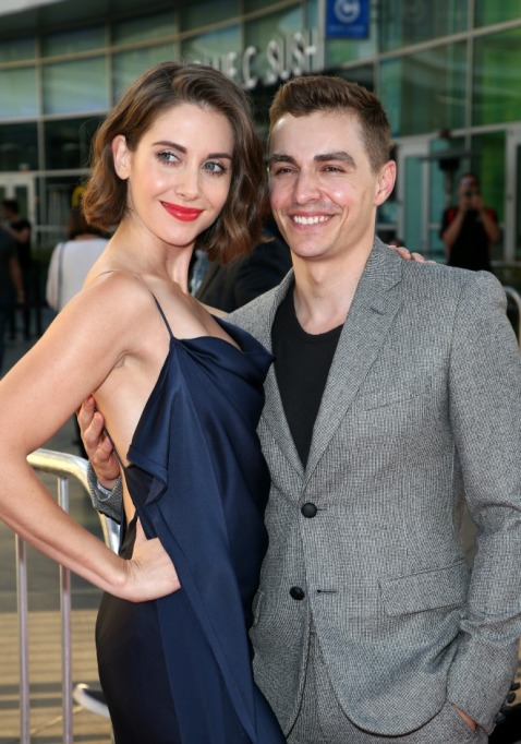 Celebrities who got married in 2017: Alison Brie & Dave Franco