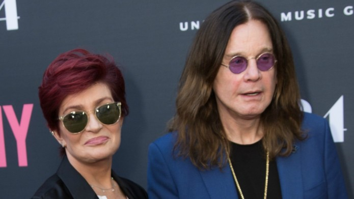 Sharon & Ozzy Osbourne take another