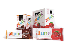 Attune Probiotic Bars