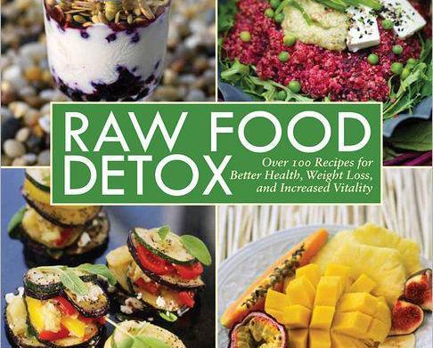 Raw Food Detox recipe: Tricolor Cauliflower