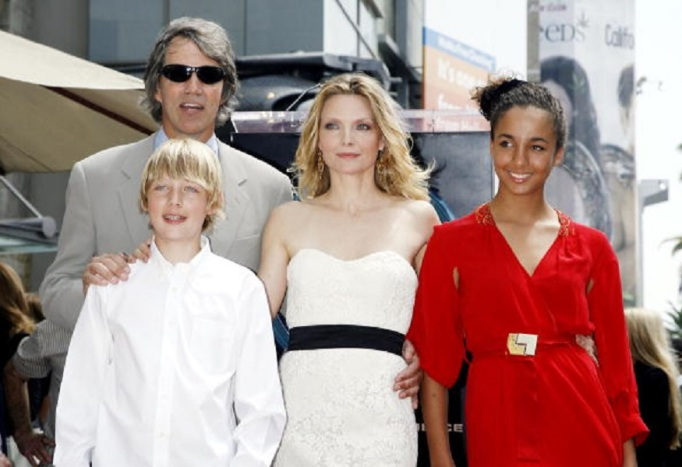 Michelle Pfeiffer adopted daighter