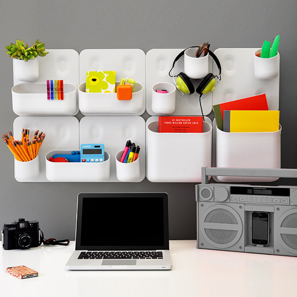 Container Store do's and don'ts: Wall-mounted magnetic storage will change your home for the better