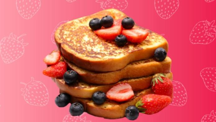 Vegan Overnight French Toast That'll End