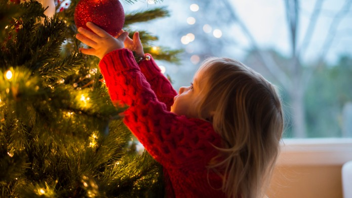 10 Ways to toddler-proof your Christmas