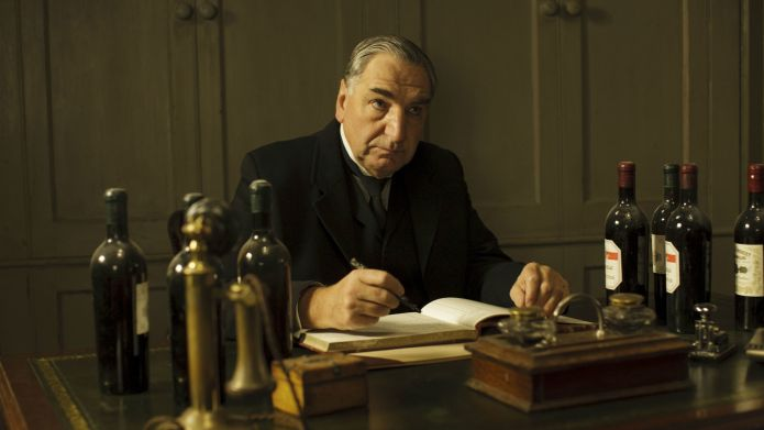 Downton Abbey's Carson is officially the