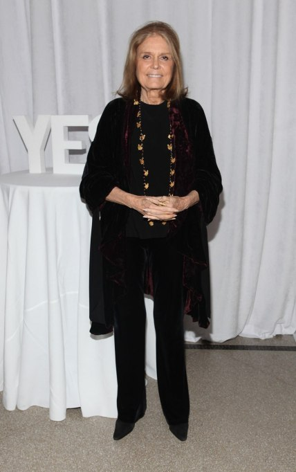 Feminist Fashion Icons: Gloria Steinem