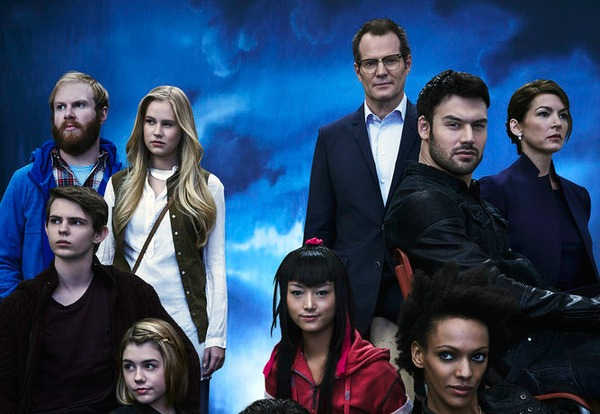 Heroes Reborn cancelled