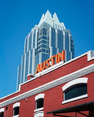 Building in Austin