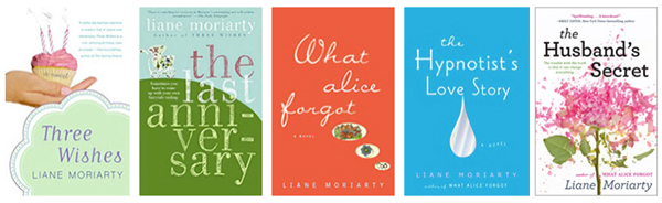 Books by Liane Moriarty