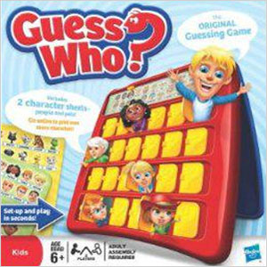 Guess who game | Sheknows.ca