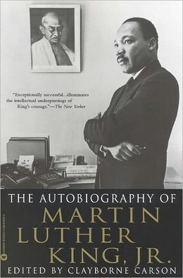 Autobiography of MLK cover