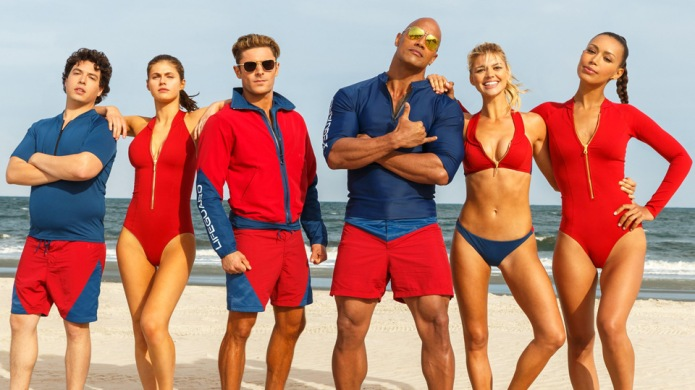 The Official Baywatch Trailer Is Basically