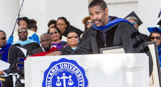 Inspiring Quotes From Influential Black Figures in Hollywood | Denzel Washington Dillard University