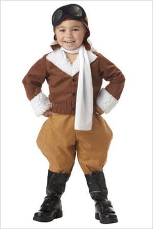 Aviator - Halloween costume for girls
