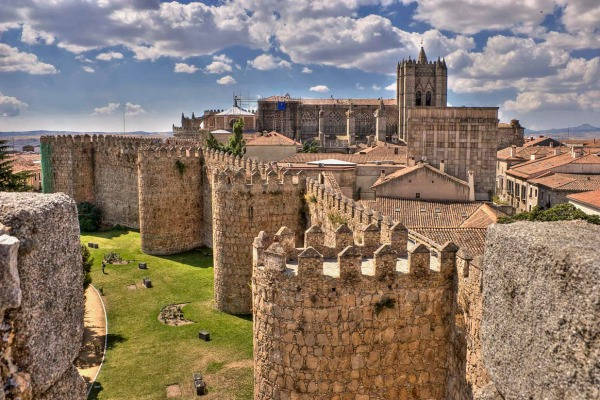 Where to day trip from Madrid