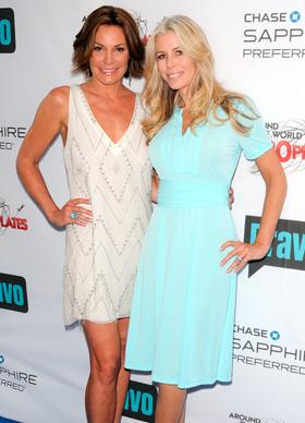 Aviva Drescher and LuAnn